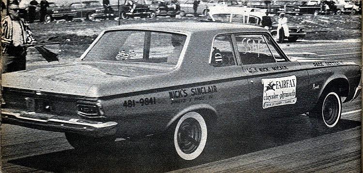 Nick S 1964 Plymouth Max Wedge Race Car Arizonagn Com